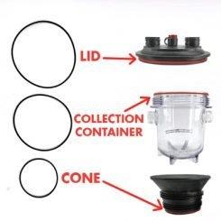 Conical Seal Kit - FermZilla