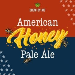 American Honey Pale Ale (Extract Beer Kit)