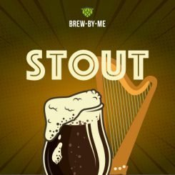 Stout (extract beer kit)