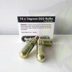 CO2 Cartridge (10 Pack) 16g/ Bulbs