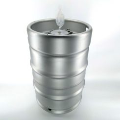 58L Kegmenter 304 Stainless - Uni Tank - Pressurisable Fermenter