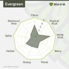 Evergreen™ Hop Pellets